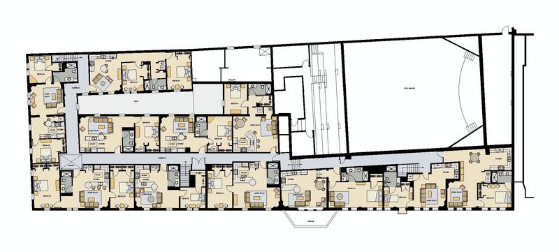 Lester properties property listings for Color floor plans